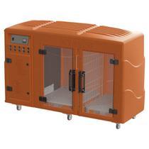 Máquina de Secar Animais Rotomoldada Kyklon Laranja -