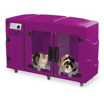 Máquina de Secar Animais Rotomoldada Kyklon Pink -