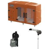 Maquina de Secar Laranja + Secador 7000 e Soprador Maxx Cinza Kyklon -