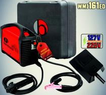 Máquina de Solda Fonte Inversora Eletrodo Bivolt Bambozzi Wmi161ed c/Maleta -