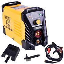 Máquina de Solda Inversora 120A LIS-120 220V LYNUS -