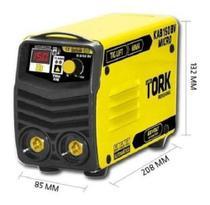 Maquina de solda inversora 150a mma ie-6150 bv - Super Tork