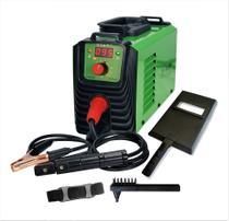 Máquina De Solda Inversora 160a Mma Tig Lift Tin160 Trato - BIVOLT -