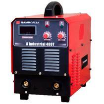 Máquina de Solda Inversora 400A Trifásica A Industrial 400T BAMBOZZI -