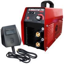Máquina de Solda Inversora A Industrial 241 Bivolt BAMBOZZI -