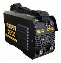 Máquina De Solda Inversora Digital 120a 220v Isl-165 Lynus -