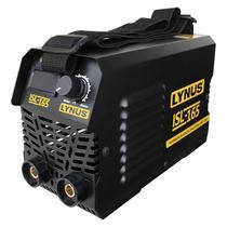 Máquina de Solda Inversora e MMA IGBT 120A ISL-165 Standart LYNUS -