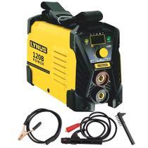 Máquina de Solda Inversora e MMA LIS-120 Power 120A com Display Digital LYNUS -