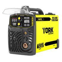 Máquina de Solda Inversora KAB 180 M IM 8180/5K Super Tork -