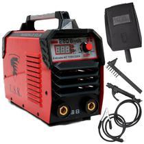Máquina de Solda Inversora MMA-280 Bivolt Display Digital U.S. SOLDAS -