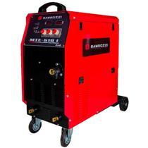 Máquina de Solda Inversora Multiprocesso MIG, MAG, MMA Eletrodo Trifásica MTE 510I BAMBOZZI -