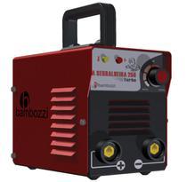 Máquina de Solda Inversora Serralheira 250 Turbo Bivolt 127/220v - BAMBOZZI -