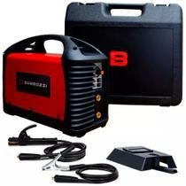 Máquina de Solda Inversora WMI 161 ED Bivolt com Maleta Bambozzi -