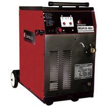 Máquina de Solda MIG 400A Trifásica Cabeçote Interno 300A à 100% MEGA PLUS 400 BAMBOZZI -