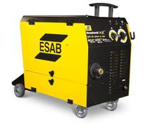 Máquina de Solda Mig Mag Trifásica 220/380V - Smashweld 266X Esab -