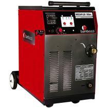 Máquina de Solda MIG Mega Plus 350 DF II 300A Trifásica com Cabeçote Interno - BAMBOZZI-20529070128 -