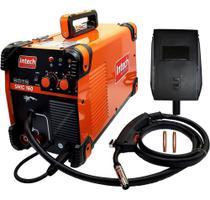Máquina De Solda Mig Multiprocesso 160 A Tig Eletrodo MMA Com e Sem Gás Intech 220 V -