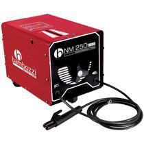 Maquina De Solda Transformadora Nm 250 220v Bambozzi -
