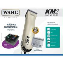 Máquina de tosa profissional KM2 127V + Snaps - Wahl