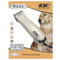 Máquina de tosa profissional KM2 127V - Wahl