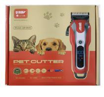 Maquina De Tosa Qirui Pet Cutter Turbo/ Bivolt / Pet cutter QR-DO3 - Kemei