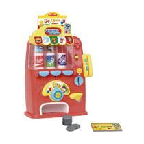 Máquina De Venda Automática Fenix Brinquedos MAQ-358 Som E Luzes -