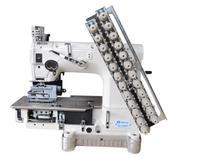Máquina Elastiqueira 12 Agulhas Sansei -