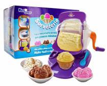Maquina Fábrica De Sorvete Brinquedo Kids Chefe Multikids -