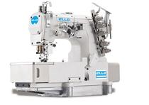 Maquina Galoneira Industrial 3 agulhas Direct Drive Ello Modelo EL-2500BDI -