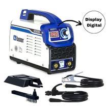 Máquina Inversora de Solda 140A Touch 150 Boxer Bivolt 1510022 -