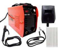 Máquina Inversora de Solda 160A Bivolt com Display Digital TWI-180 - TERRA -