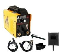 Máquina Inversora de Solda Digital Mini MMa 205 + Kit USK-205 -