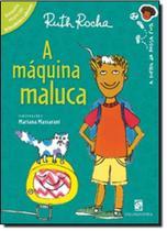 Máquina Maluca, A - Salamandra - Moderna -