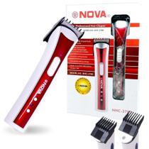 Máquina Multifuncional Nhc 3780 Aparador Cabelo Barba Bigode - Nova
