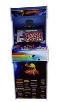 Máquina Multijogos Retrô 22 Polegadas Fliperama Video Game Adesivada 2070 Jogos - Pdl Games