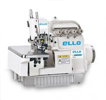 Máquina Overloque Industrial Direct Drive 3 Fios, 6500ppm EL-7000BDI-3-M2-04 - Ello