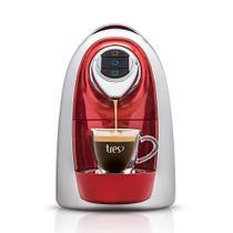 Máquina para Café Espresso 3 Corações Modo Vermelha 110V - Três Corações