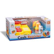 Máquina Registradora Com Acessórios - Bee Toys -