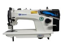 Maquina reta 1 agulha direct drive sansei sa-q1 - 220 vlts -