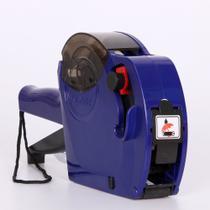 Máquina Rotuladora Etiquetadora De Etiquetas Preços Datas Códigos Azul - Luatek