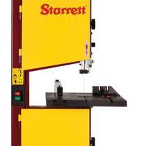 Máquina Serra Fita Vertical p/Corte Madeira MJ3425 Desmontada S2505D-F2 Starrett -
