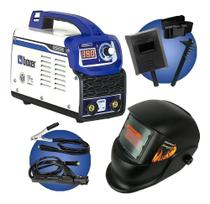Máquina Solda Inversora 140a Biv Touch 150 Boxer + Mascara - Cds