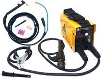 Maquina Solda Inversora Mini 219 Mma Tig Mascara Automatica - Usk