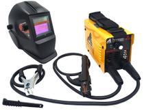 Maquina Solda Inversora Mini 219 Mma Tig Mascara Escurecimento Automático Lynus - Usk