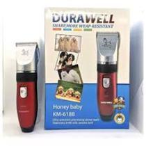 Máquina Tosar Aparar Pelos de Cães e Gato - Durawell