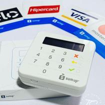 Maquineta de Cartão SumUp + Capinha Protetora -