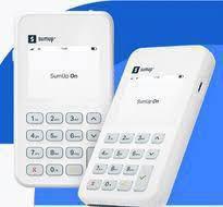 Maquininha de cartão de débito e crédito SumUp On -