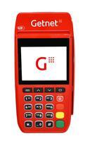 Maquininha de Cartão Getnet - SuperGet com Bobina -