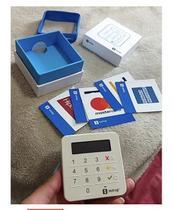 Maquininha de Cartão Sumup Top Recarregável -