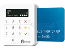 Maquininha de Cartão SumUp Top Sem Aluguel - Bluetooth - Pax -